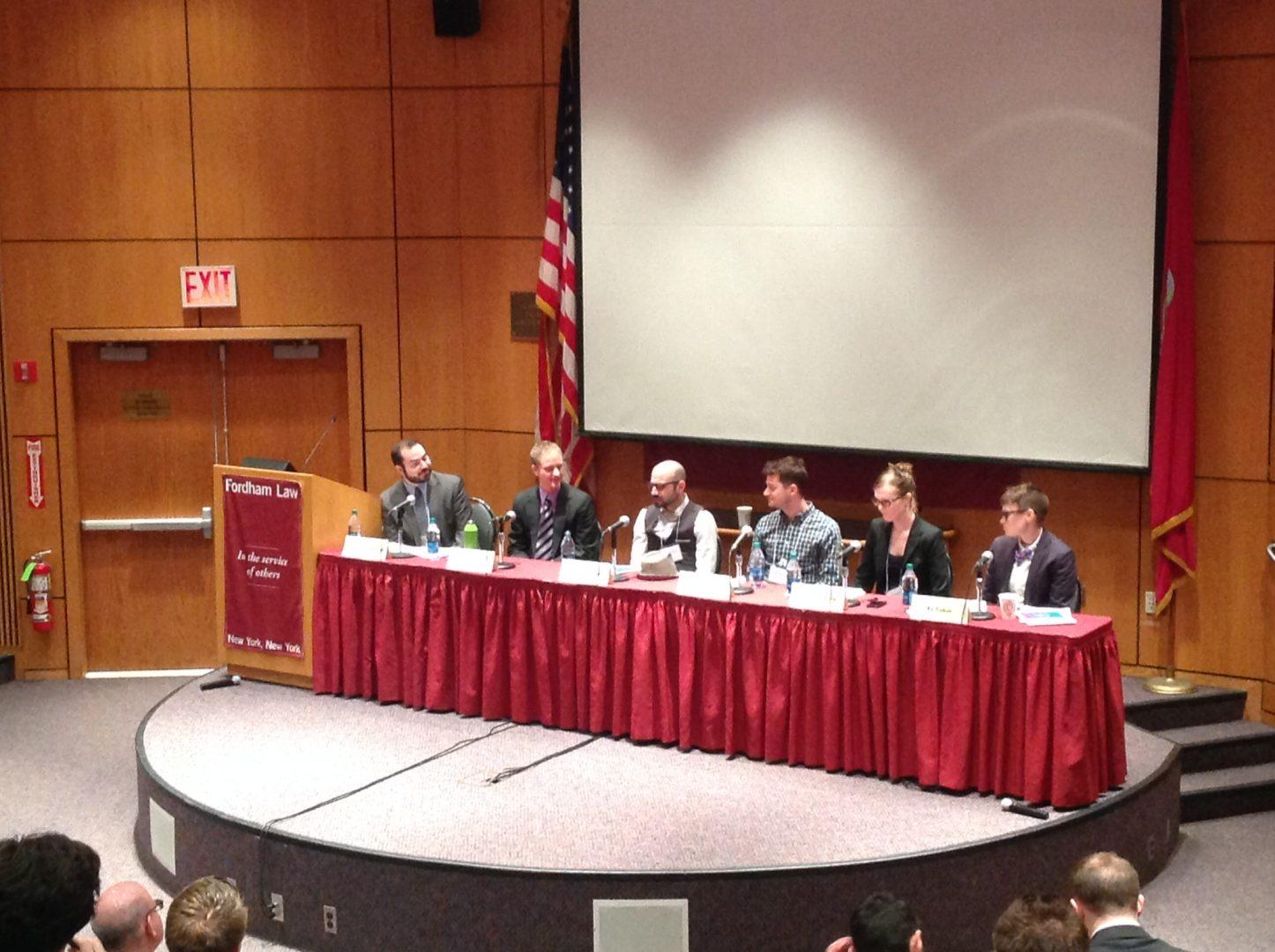 Fordham OUTLaws Discuss Transgender Discrimination at Symposium