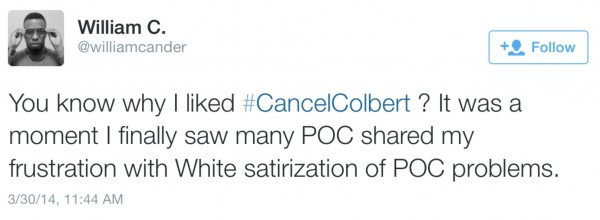 Stephen Colbert Should Apologize: White Liberal Hypocrisy and the Power of Hashtag Activism