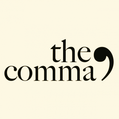Comma Interrobang: Clipped Wings