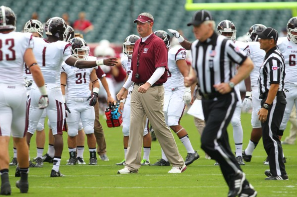 Kings of the Hill: A Preview of Fordham Football 2014