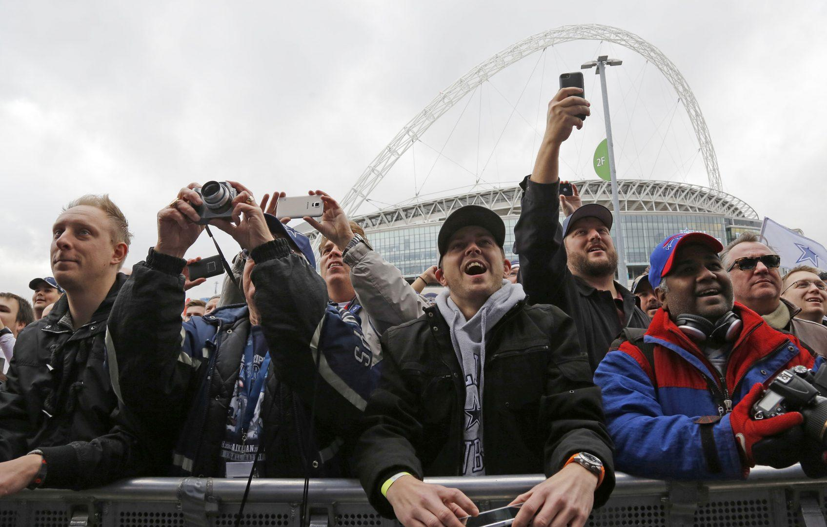 The NFL's Expansion into England and What it Means