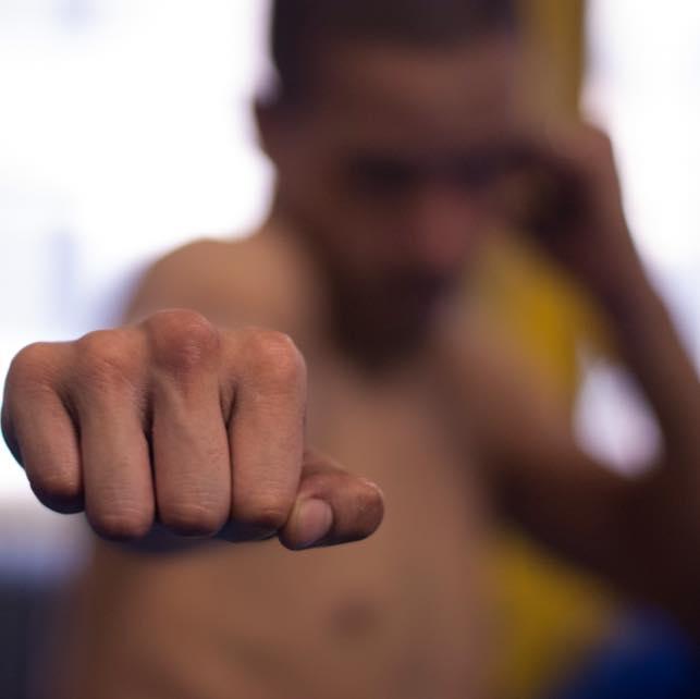 Kickboxing is a fun way to lose pounds and stress. (Photo courtesy of Edyk Jeffry /ILoveKickboxing)