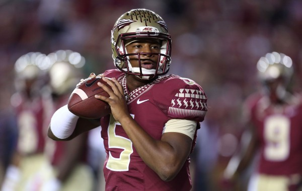 Jameis Winston may have behavioral red flags, but the former Seminole may be the most skilled prospect in the draft. (Stephen M Dowell/Orlando Sentinel)