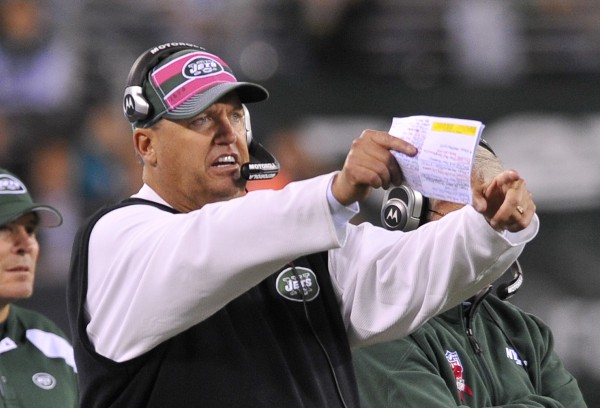 The Jets Were Right to Move on From Rex Ryan