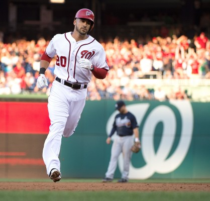 Ian Desmond is a better player than any shortstop on the Mets roster, but is his price worth the upgrade?  (Courtesy of Ron Cortes//Philadelphia Inquirer via TNS)
