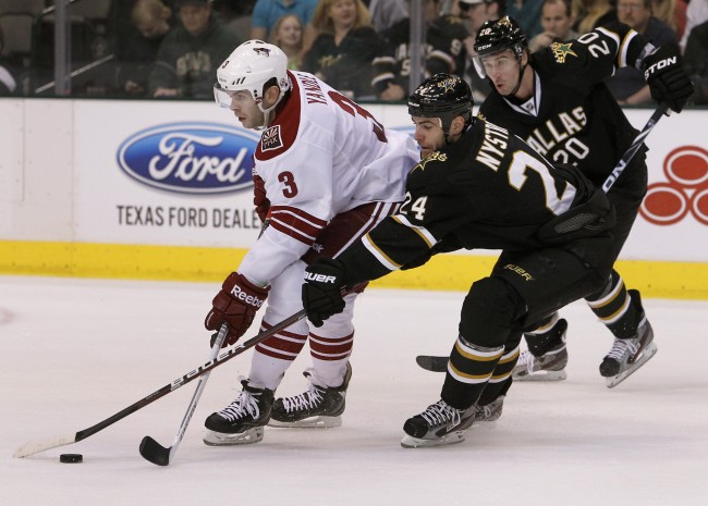 With Keith Yandle, Rangers Can Handle Anyone