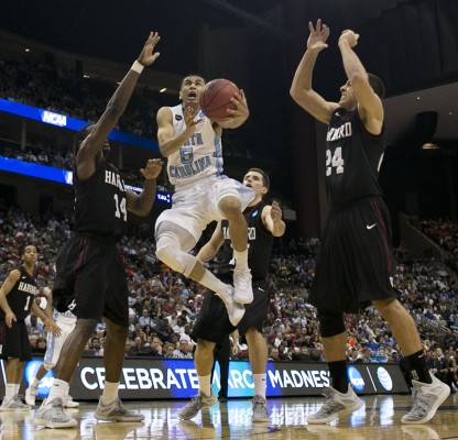 North Carolina's success this season can be attributed to Marcus Paige. 