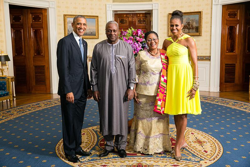 First Lady of Ghana to Speak at Fordham Commencement