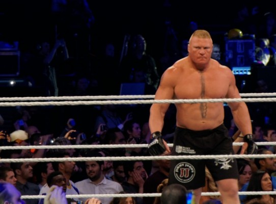 Brock+Lesnar%E2%80%99s+MMA+career+has+ended%2C+but+his+impact+on+UFC+has+not.+%28PHOTO+COURTESY+OF+MIGUEL+DISCART+VIA+FLICKR%29