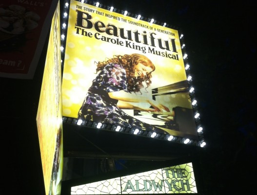 Aldwych Theatre (PHOTO COURTESY OF NICOLE PIERI)