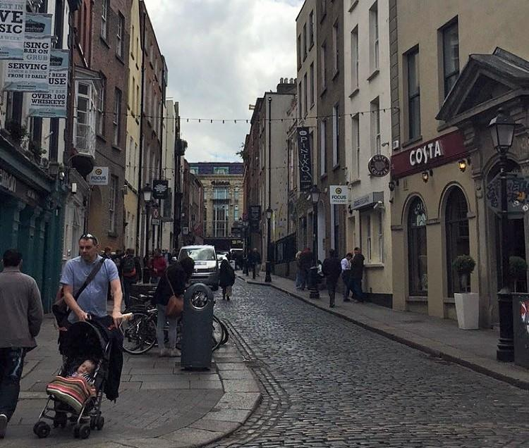 Dublin Through the Eyes of a New Yorker