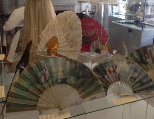 Fans of the Belle Epoque Exhibit (PHOTO COURTESY OF ALI HART)
