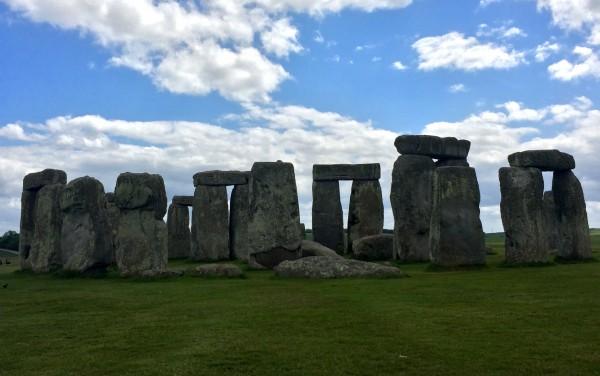 The world's most famous rock pile, Stonehenge.  (PHOTO COURTESY OF BAILEY BARNETT)
