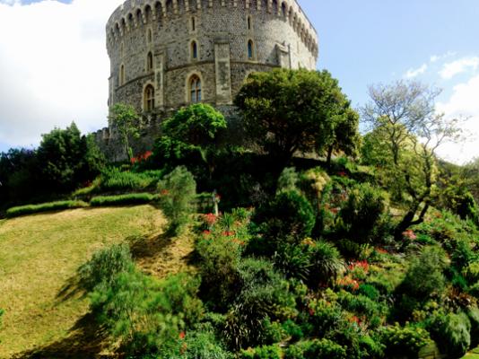 Windsor Castle and its beautiful scenery (PHOTO COURTESY OF MARLESSA STIVALA)
