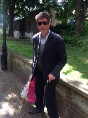 Faces of London: Wayne John