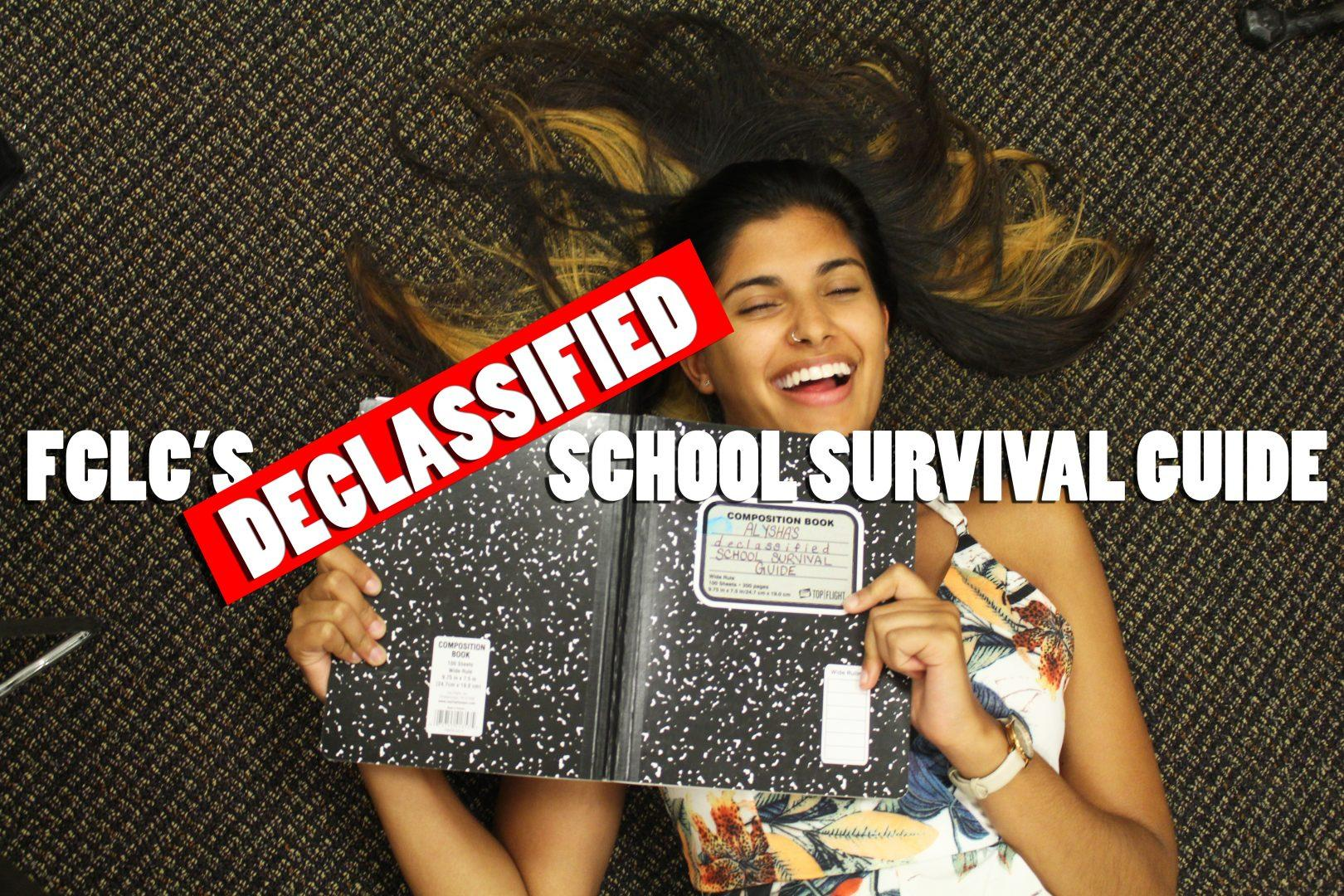 FCLC's Declassified School Survival Guide: The First Week