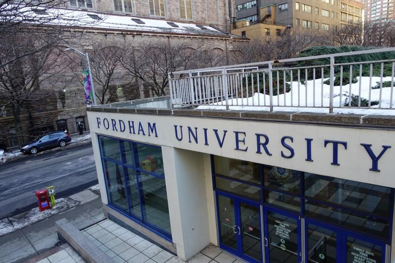 Fordham Needs a Scholarship for Undocumented Students and Refugees