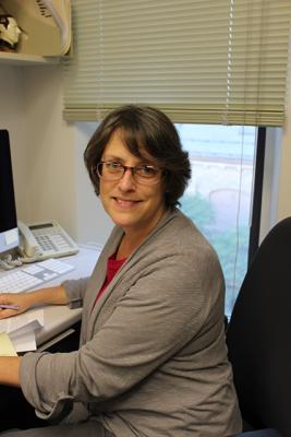 Professor, Editor and Director of POL Prize Series, Elizabeth Frost. (PHOTO BY ZANA NAJJAR/THE OBSERVER)