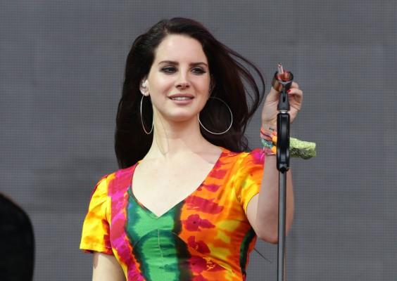 Lana Del Rey performs in 2014.  (YUI MOK/PA WIRE/ABACA PRESS VIA TNS)