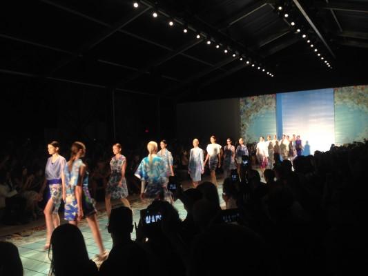 Mercedes Benz Fashion Week Spring Summer 2015, PHOTO/ ALANNA KILKEARY