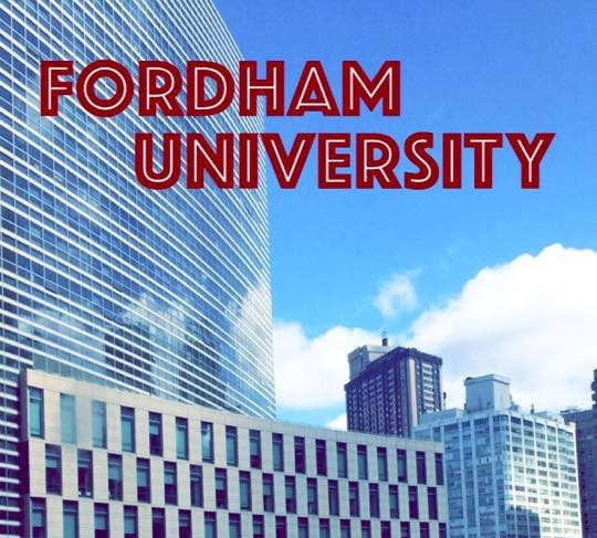 Fordham's Lincoln Center campus now has a geographic filter as well. (ANA FOTA/THE OBSERVER)