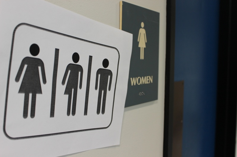 All Gender Restroom Initiative Partially Fulfilled