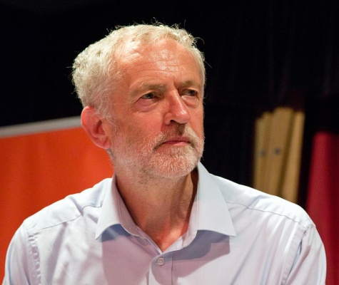 Jeremy Corbyn campaigning in Margate on September 5th 2015. The growing popularity of Bernie Sanders in the U.S. and the rise of Jeremy Corbyn as leader of the opposition in the UK indicates a shift in public opinion away from a strictly capitalist economy. (PHOTO COURTESY OF CHRIS BECKETT VIA FLICKR)