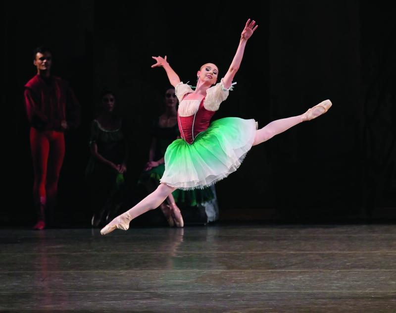 The Life of a New York City Ballet Dancer at FCLC