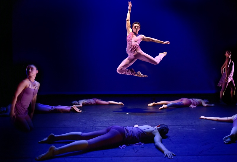 Ailey/Fordham BFA Dancers Present Annual Fall Concert