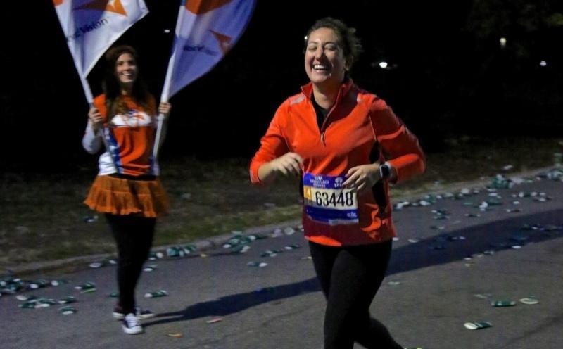 FCLC Student's First Marathon