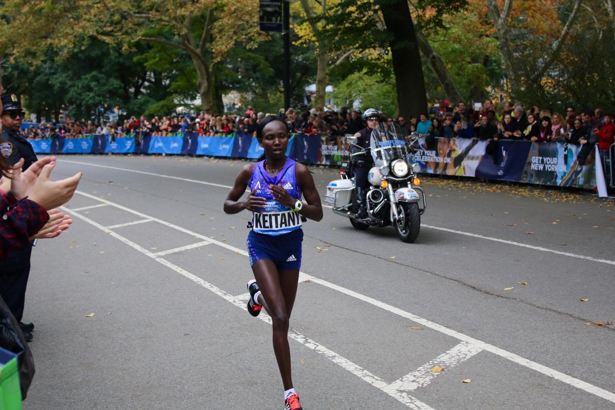 Photo Feature: New York City Marathon