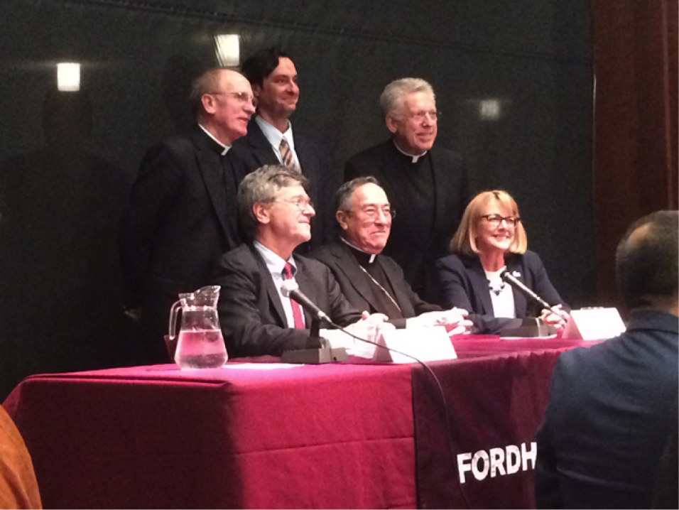 Forum Discusses Climate Change and Faith