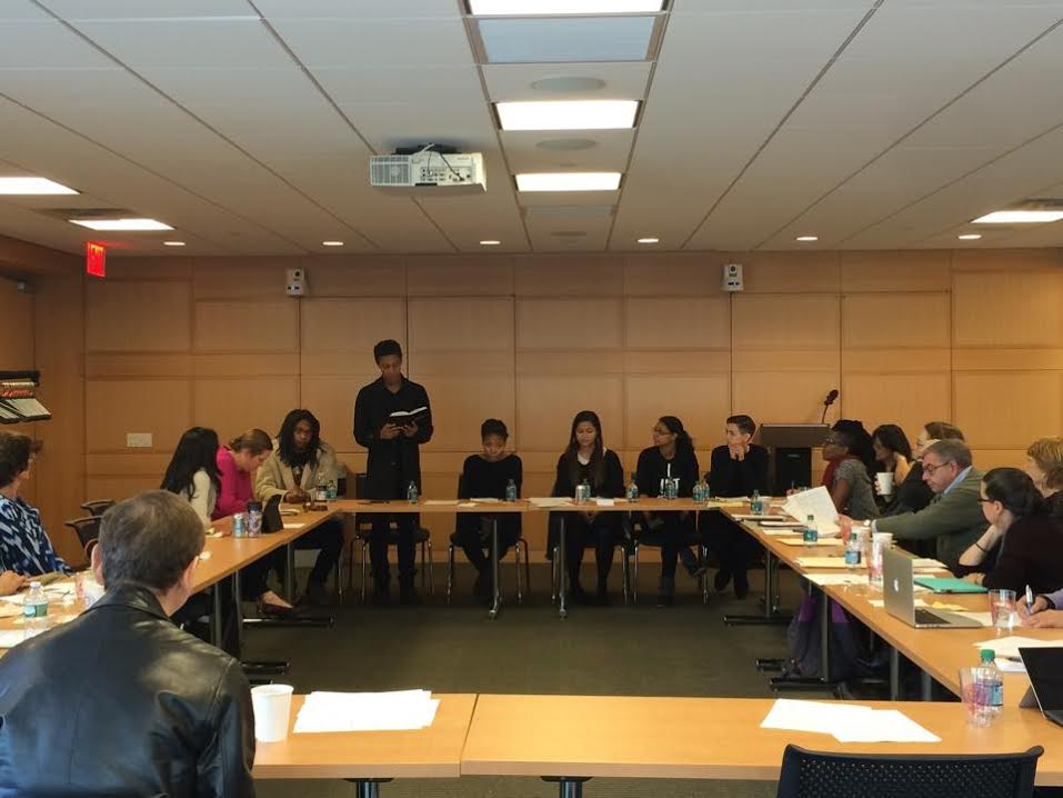 Faculty Senate Hears Students on Institutionalized Racism at Fordham