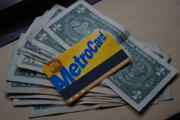 With never-ending MTA fare hikes, Senator Chuck Schumer is trying to  reduce the costs of students commute.  (Ged Carroll via Flickr)