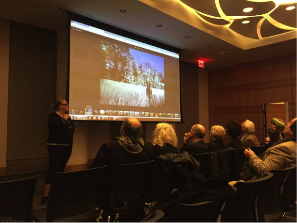"Screening of ""Pedro E. Guerrero: A Photographer's Journey"" at Fordham Law School"