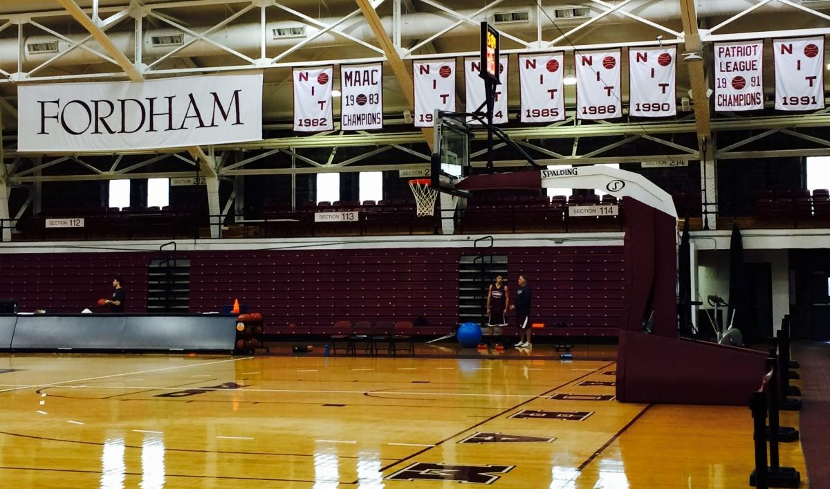Fordham Men's Basketball Extends Winning Streak