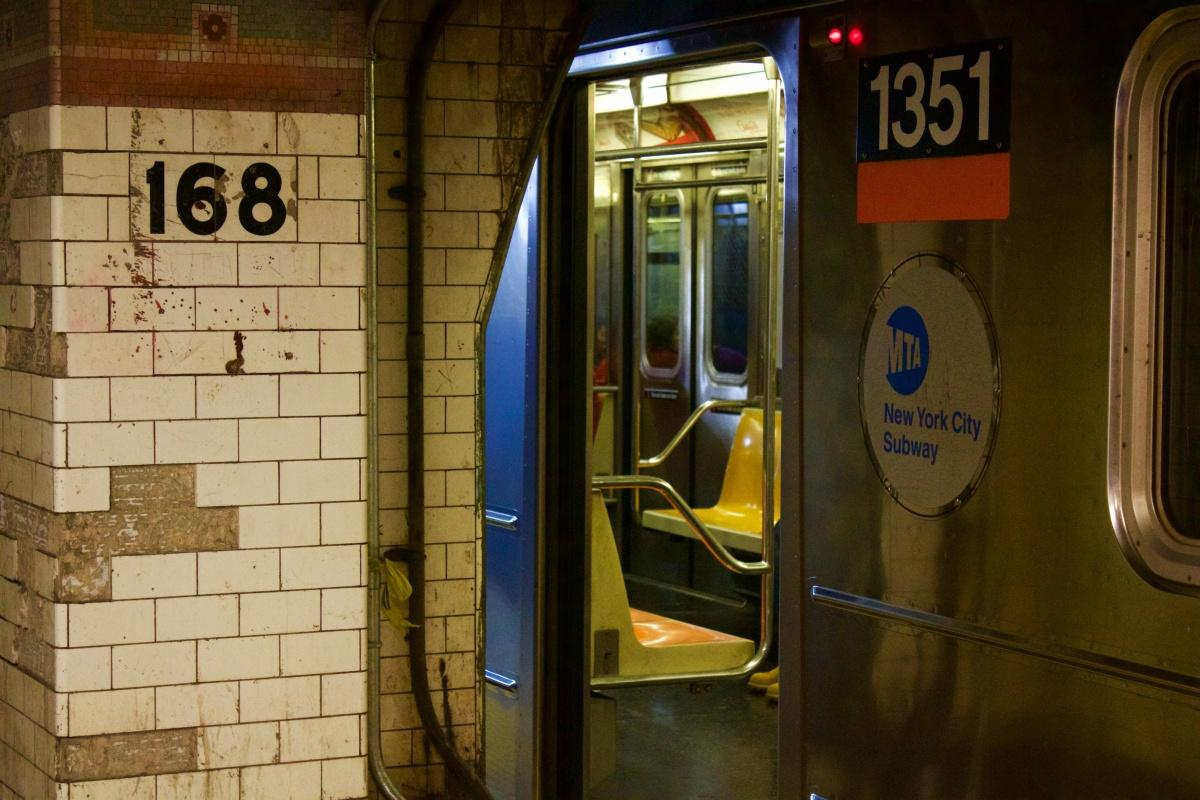 Fordham Law Student Slashed on Subway