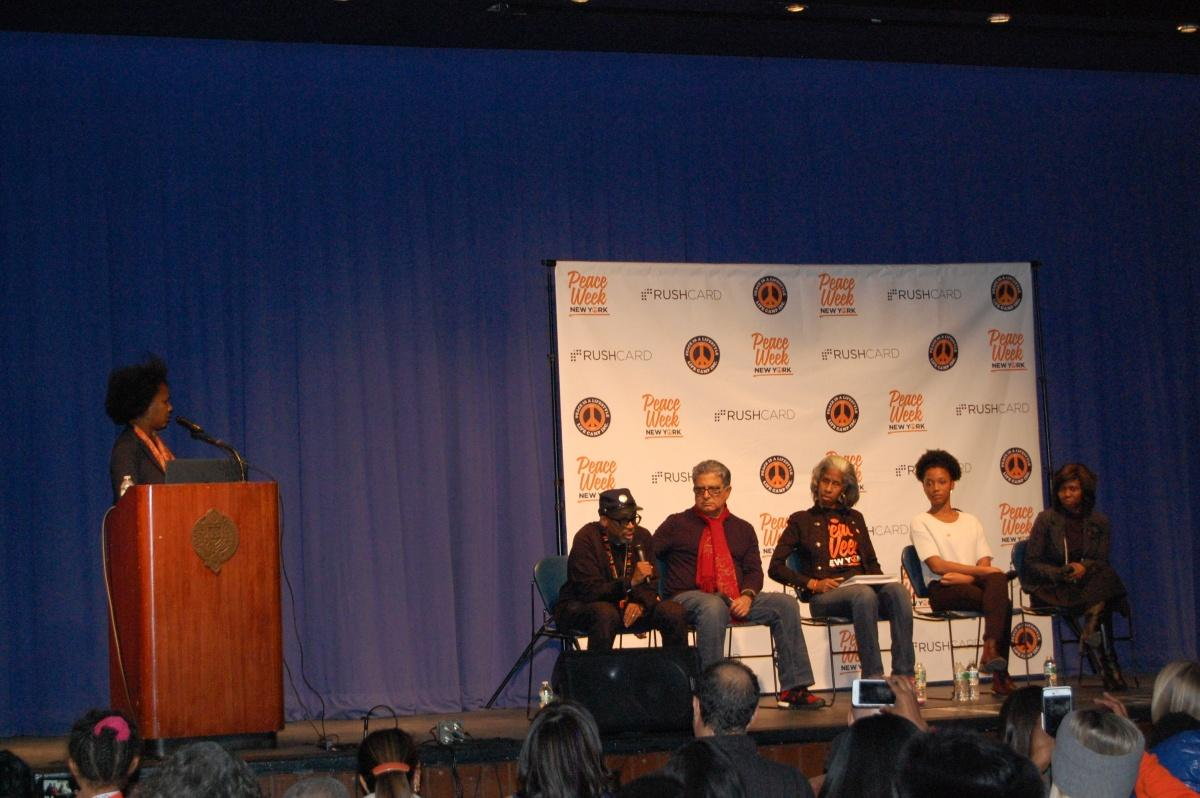 Spike Lee, Activists Speak Out Against Gun Violence in Pope