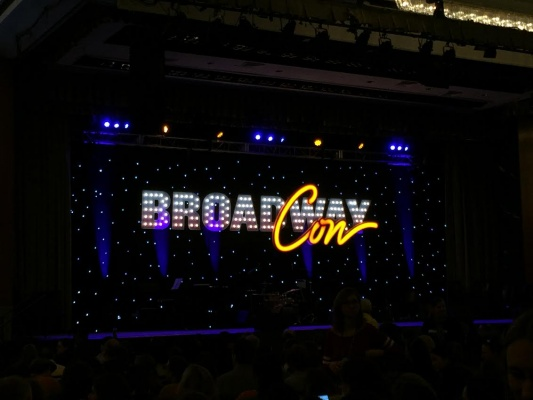 "Two Fordham alumni  sat among the panelists at BroadwayCon: John Johnson, FCLC '02, a Tony Award-winning Broadway producer and Frank DiLella, FCLC '06, adjunct professor and producer of NY1's ""On Stage."