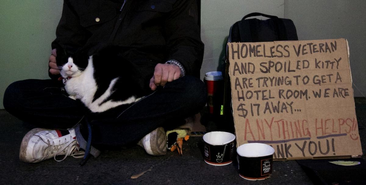 Our City's Homeless are in Trouble