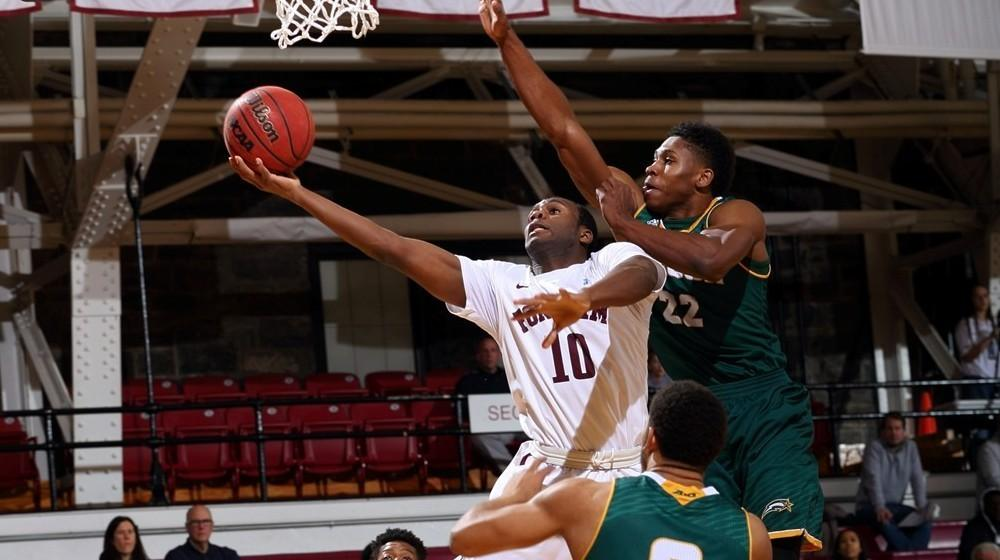 Fordham Men's Basketball Continues Conference Play