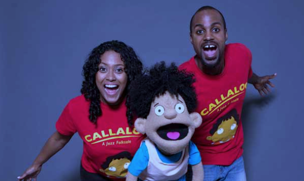 The Callaloo book series aims to promote cultural literacy amongst children (PHOTO COURTESY OF CALLALOO)