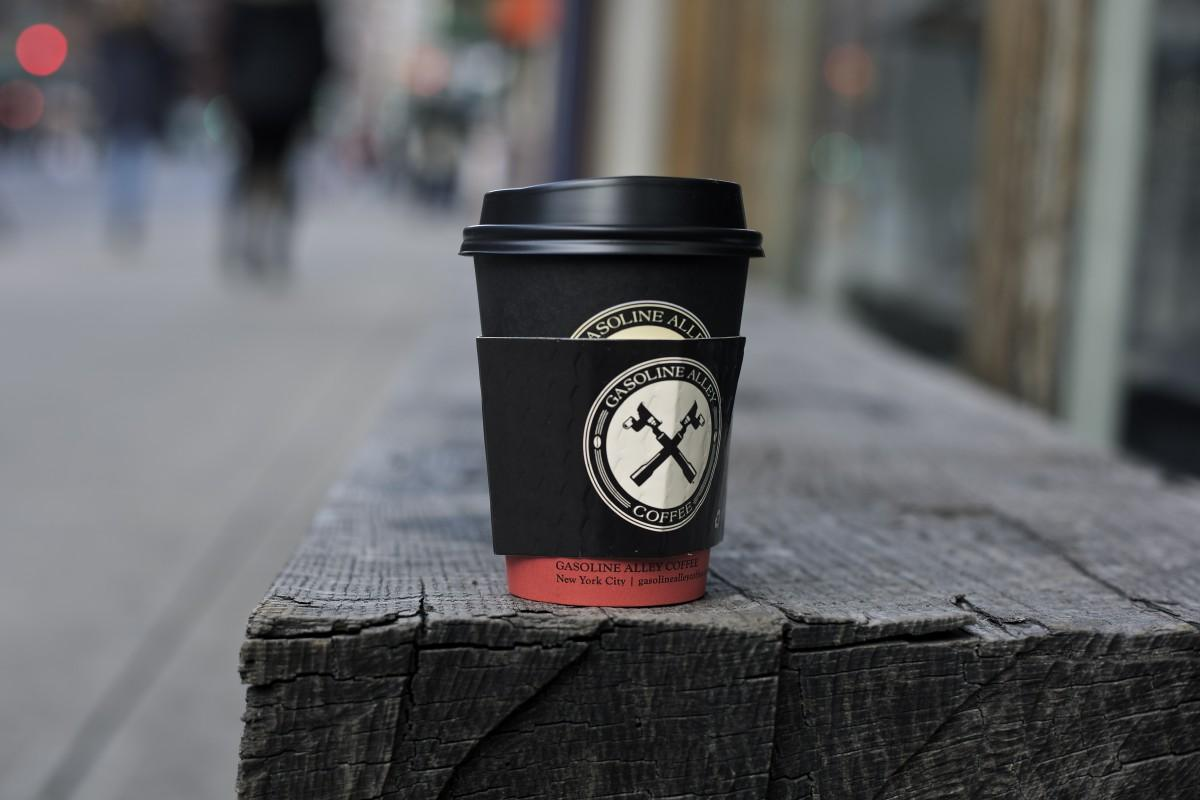 College students depend on cups upon cups of caffeinated beverages to get them through their day (HANA KEININGHAM/THE OBSERVER)