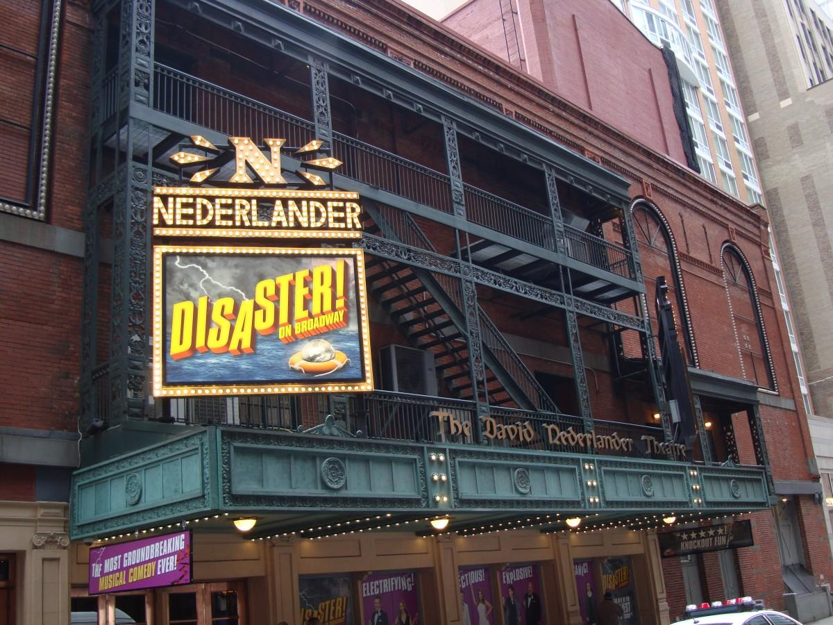 Curtain Up on Broadway's Spring Season