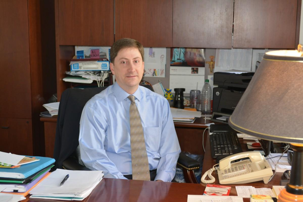 Eldredge: 20 Years at Fordham