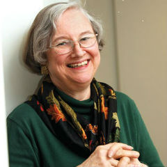 Professor of Theology Maureen Tilley (Photo Courtesy of Fordham University)