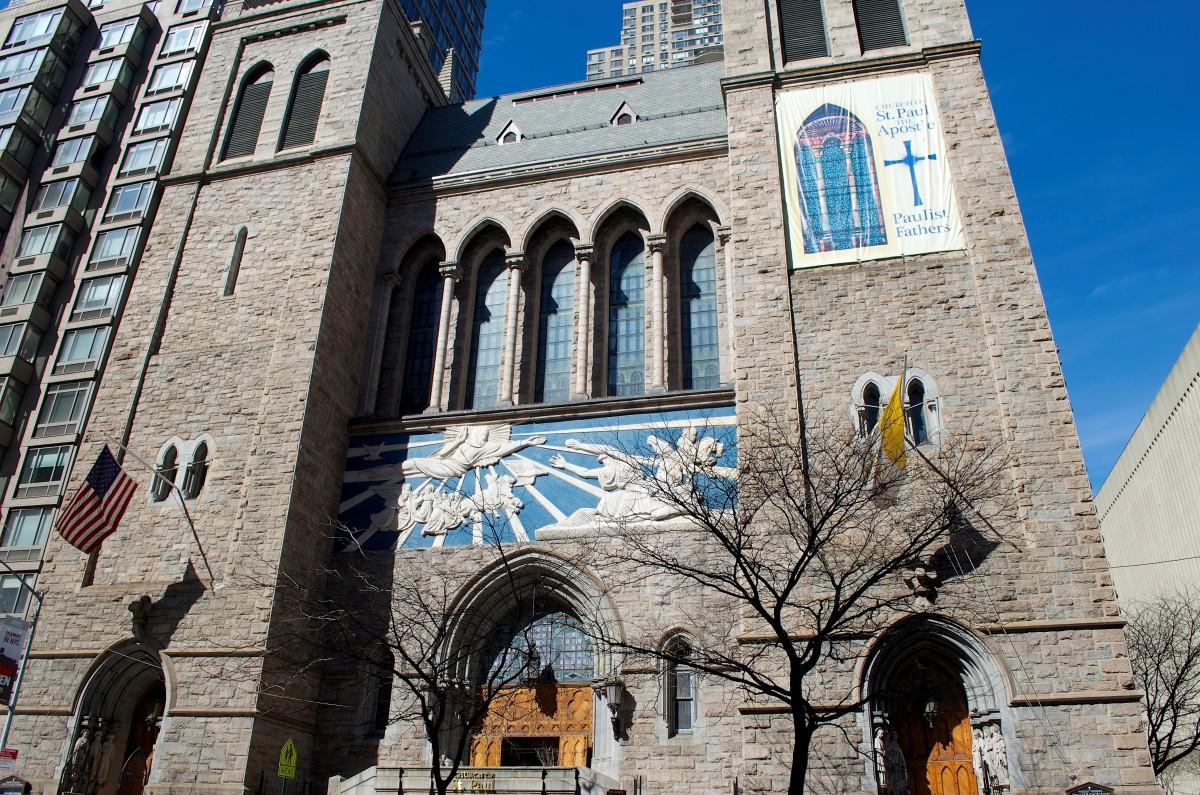 Broadway Takes Over St. Paul's Church For One Night Only