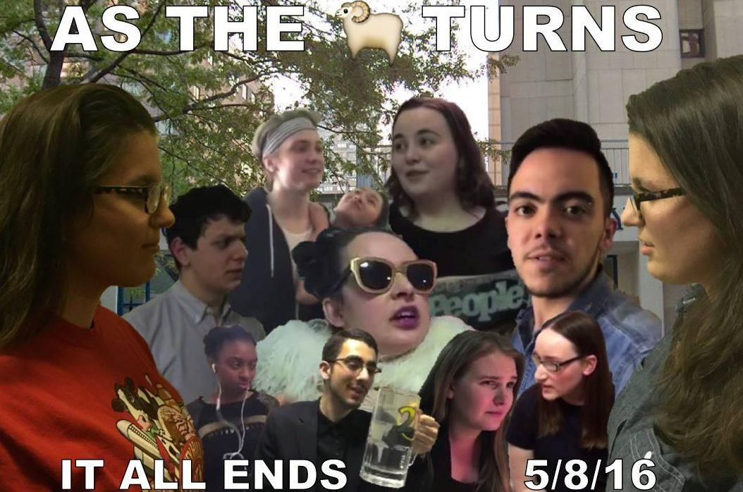 """As the Ram Turns"": A Fordham Snapchat Soap Opera"