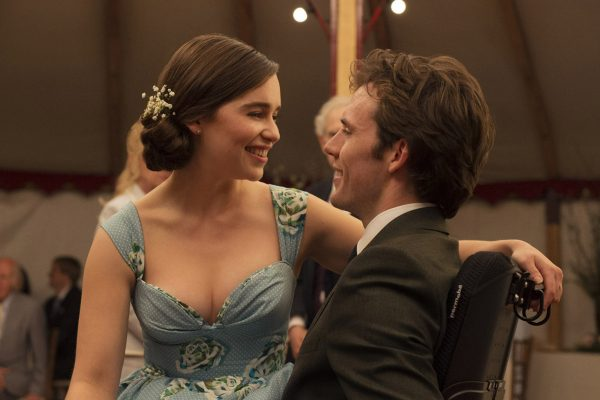 Sam Claflin and Emilia Clarke star as Will Traynor and Louisa Lou Clark in Me Before You. (Alex Bailey/Warner Bros. Entertainment)