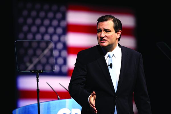Ted Cruz has withdrawn from the presidential race. (COURTESY OF GAGE SKIDMORE FLICKR)